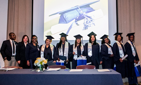 Seven WMCHealth Employees are First Graduates of KeyBank School at Work Program to Promote Career Advancement
