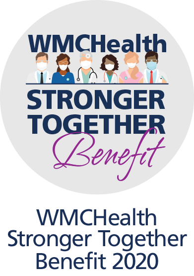 WMCHealth Stronger Together