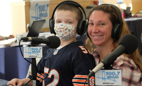 100.7 WHUD Joins Community in Support of Maria Fareri Children's Hospital through the 15th Annual 100.7 WHUD Radiothon for the Kids