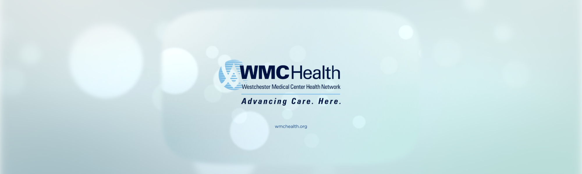 Homepage Video/Image - WMCHealth Network
